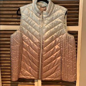 Maurice's vest NWT